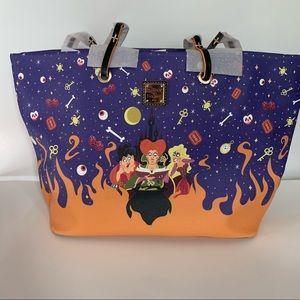 Hocus pocus dooney and bourke purse